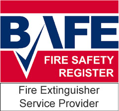 accredited fire extinguisher service, BAFE
